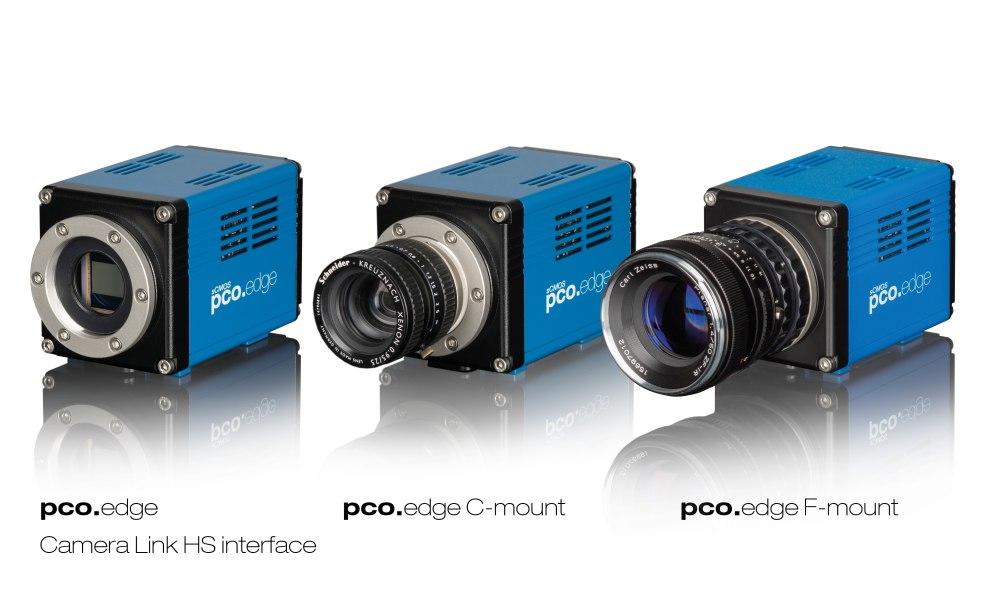PCO: pco edge 5 5