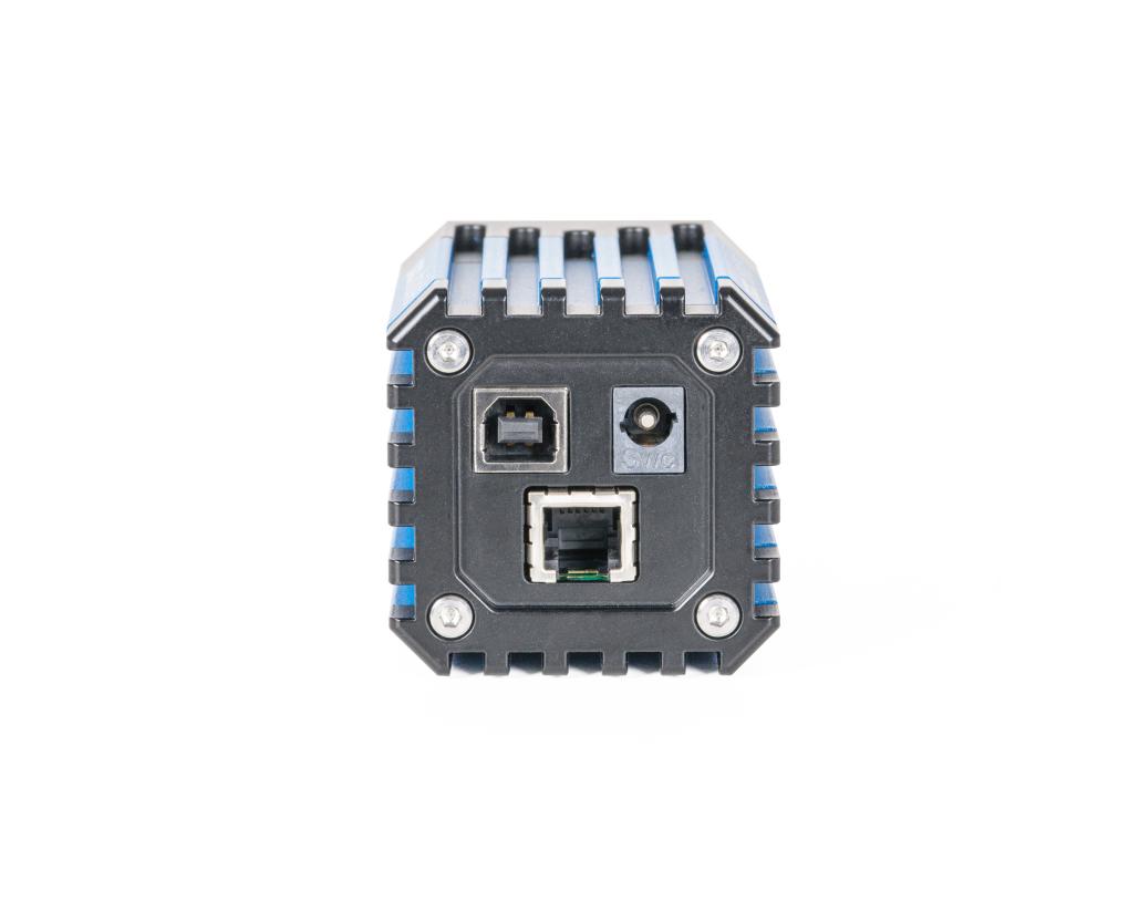 pco.ultraviolet UV sensitive CCD camera system rear image